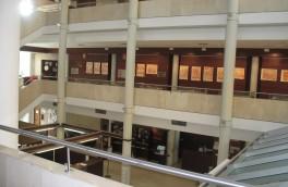 Vista parcial de la 1ª planta