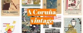 A Coruña e arredores vistos no tempo