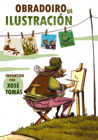 Obradoiro de ilustración, por Xosé Tomás