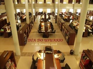 Día do Usuario/a da Biblioteca