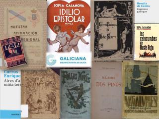 Galiciana, Biblioteca Dixital de Galicia