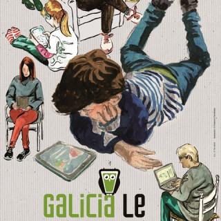 GaliciaLe, plataforma de libro electrónico Rede de Bibliotecas de Galicia
