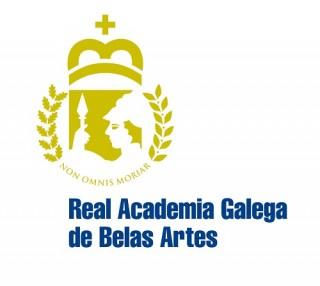 Logotipo de la Real Academia de Bellas Artes