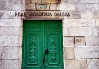 Sede de la Real Academia Gallega