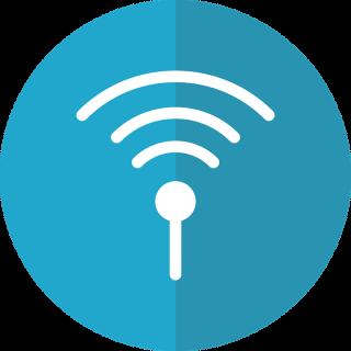 A Biblioteca dispón de rede wi-fi protexida