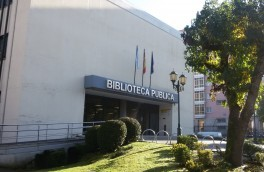 Storymap Biblioteca Pública de Lugo