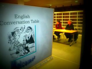Mesas de conversa