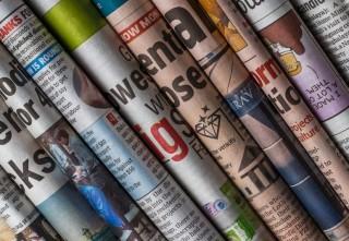 Consulta de prensa e revistas