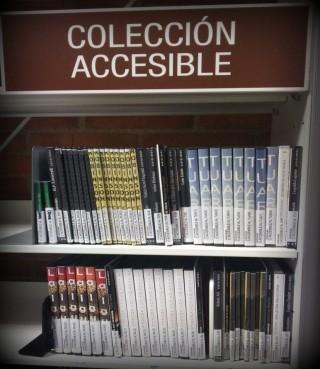 Colección accesible