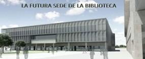 Futura sede de la biblioteca