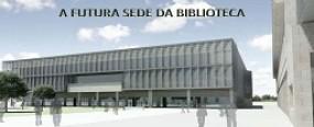 Futura sede da biblioteca