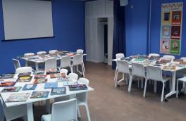 Sala de actividades de infantil