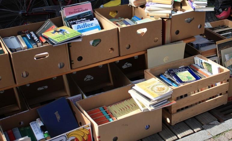 Donar libros usados vigo